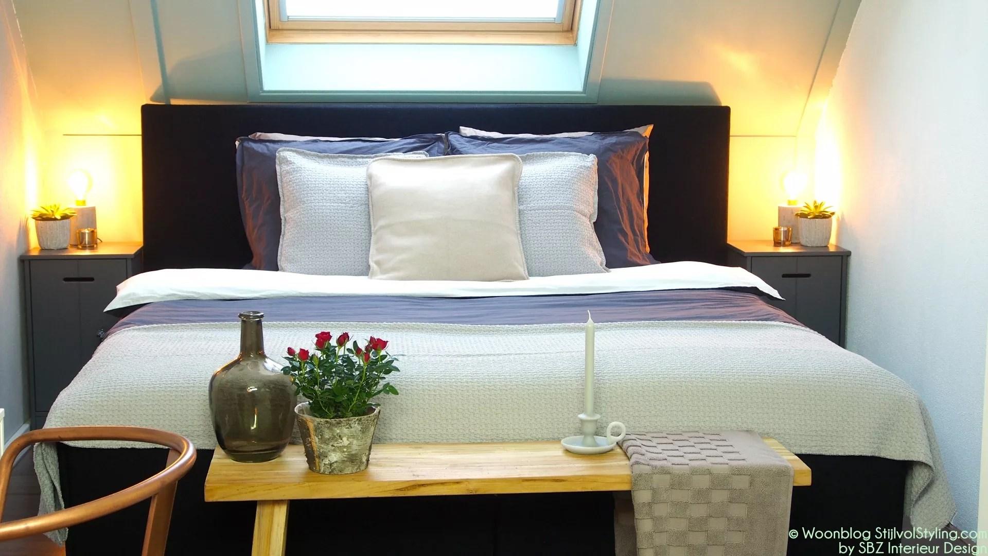 Interieur  Luxe hotel gevoel in eigen slaapkamer