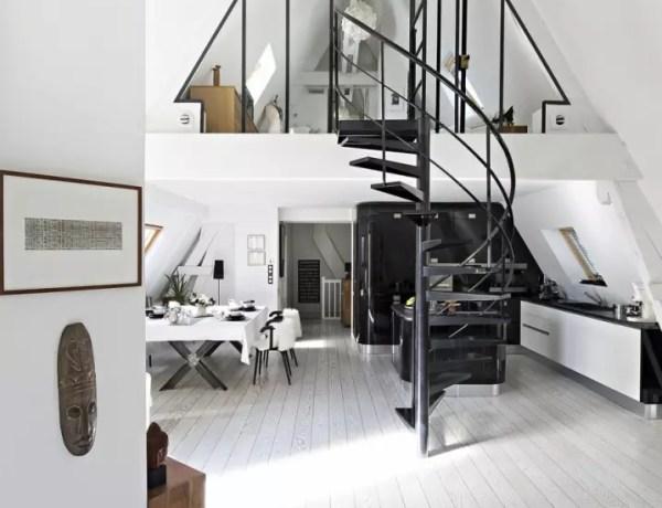 Binnenkijken | Herenhuis in Parijs - Woonblog StijlvolStyling.com