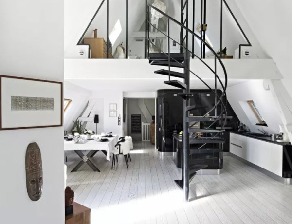 Mannen & interieur | Man-cave in wit, vol licht en ruimte - Woonblog StijlvolStyling.com