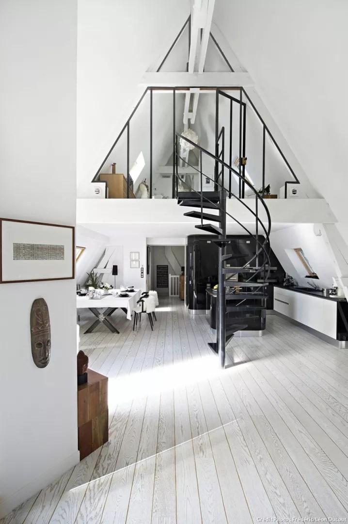 Mannen & interieur   Man-cave in wit, vol licht en ruimte - Woonblog StijlvolStyling.com
