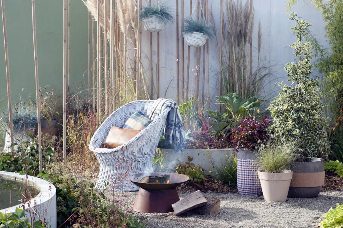 Buitenleven | Tuintrends voor de herfst - Woonblog StijlvolStyling.com