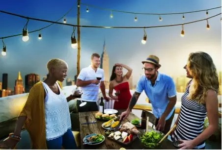 Feest styling   Zo organiseer je de ultieme barbecuefeest in je eigen achtertuin - Woonblog StijlvolStyling.com