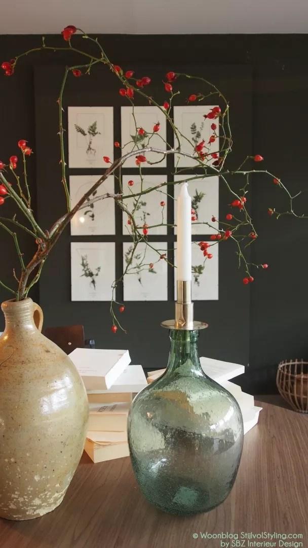 Wonen & Seizoenen   Herfst interieur decoratie - Woonblog StijlvolStyling.com