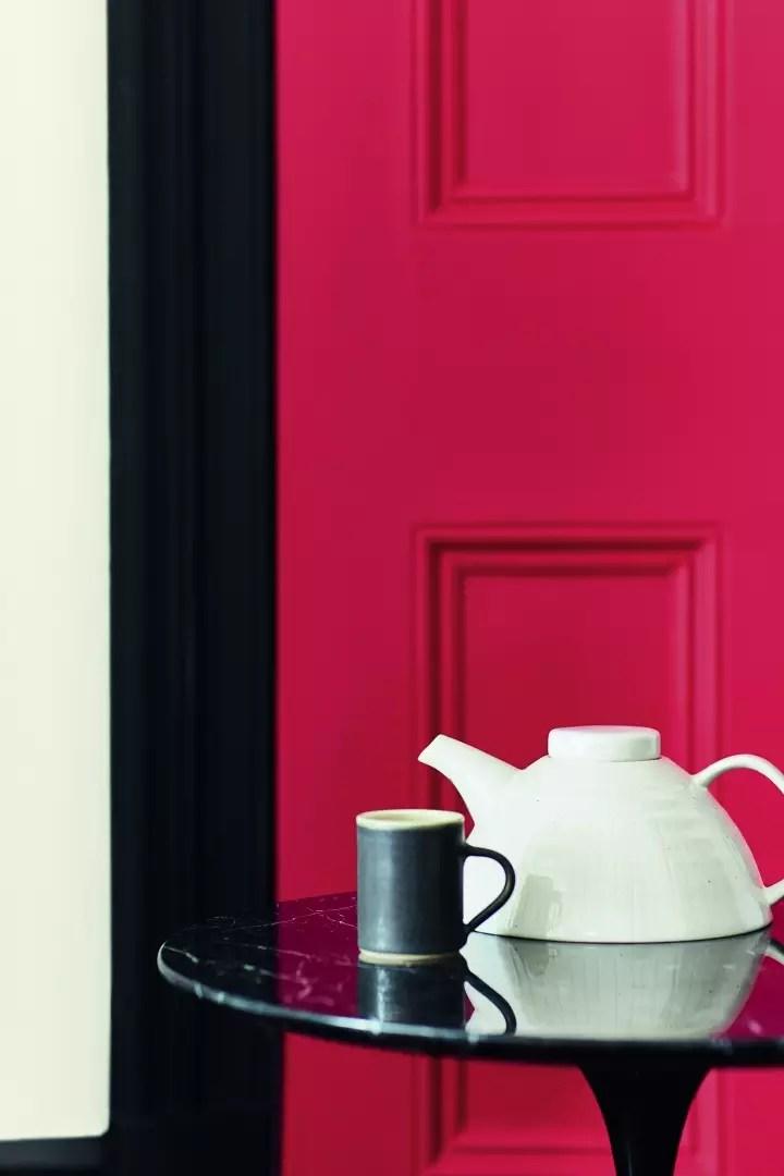 Interieur & kleur | Over de kleur rood in een interieur • Stijlvol ...