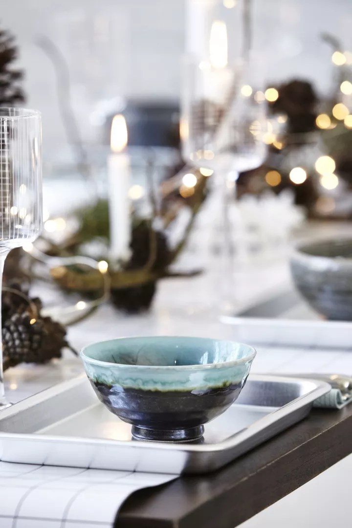 Feestdagen | Kersttafel dekken in Scandinavische woonstijl - Woonblog StijlvolStyling.com