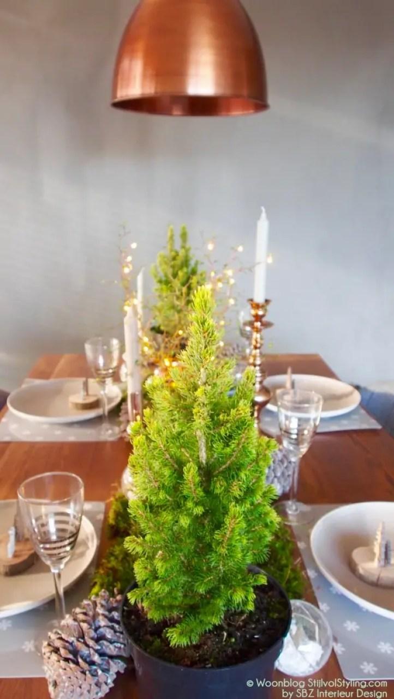 Woonblog StijlvolStyling.com   DIY Kersttafel dekken en kerst inspiratie