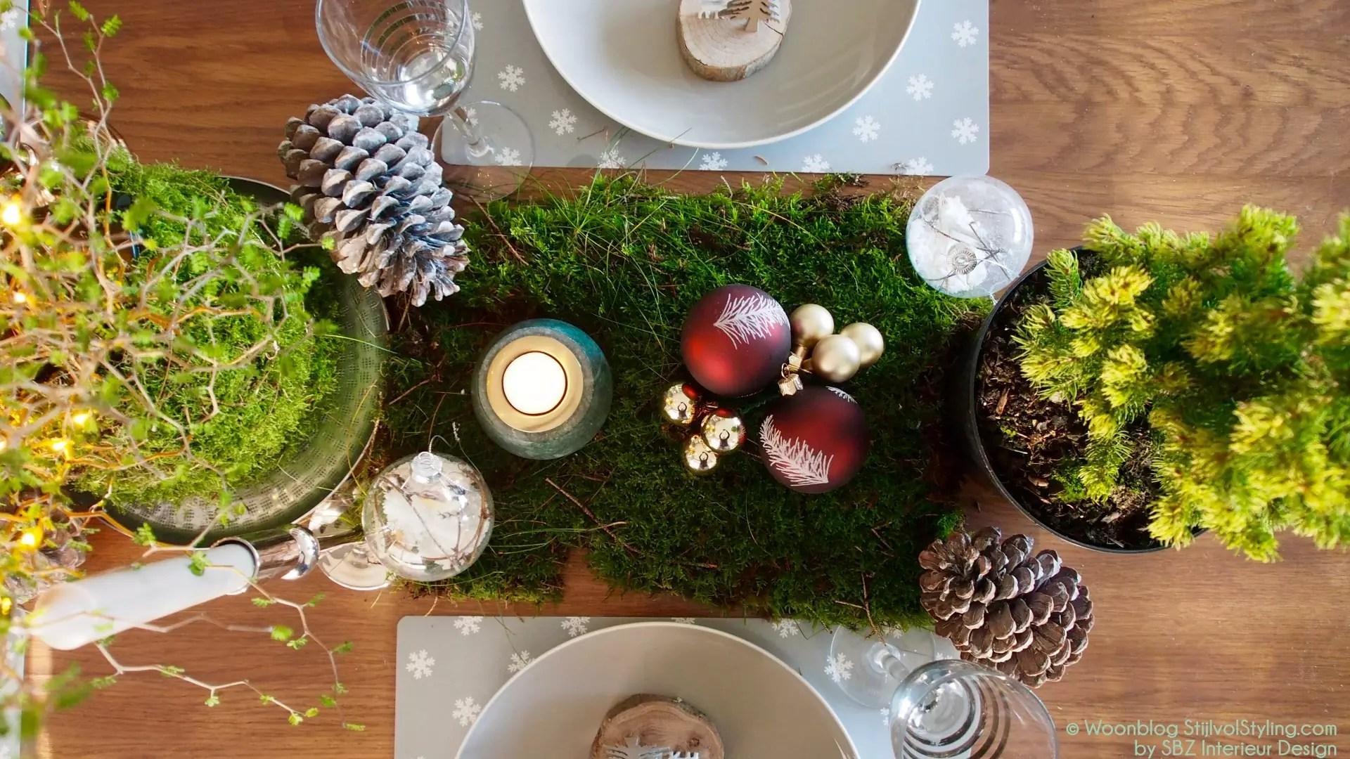 Kerst Tafel Decoratie : Feestdagen versier jou kersttafel met deze stijlvolle tips
