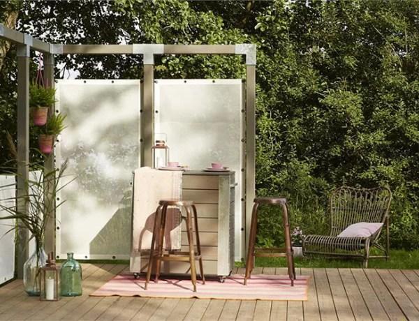 Buitenleven | Een schutting kiezen voor de tuin - Woonblog StijlvolStyling.com