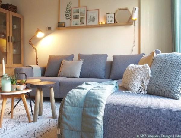 Interieur | Kleine woonruimtes inrichten doe je zo | Woonblog StijlvolStyling.com by SBZ Interieur Design