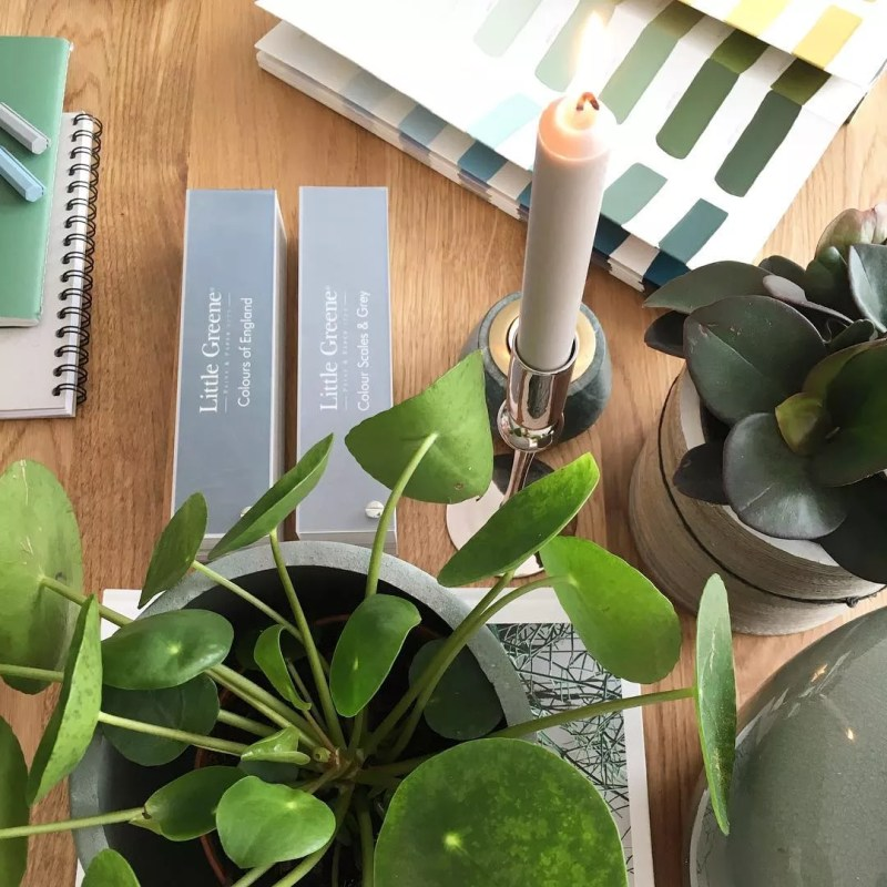 Woontrends 2017 | Urban Jungle - mosgroen & natuurlijke patronen - Woonblog StijlvolStyling.com