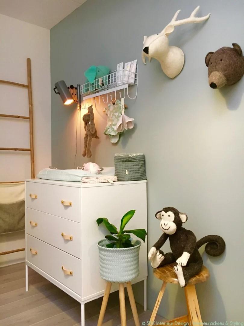 Interieur & kids   Babykamer trends 2017 & Styling make-over - Woonblog StijlvolStyling.com   Styling en fotografie SBZ Interieur Design
