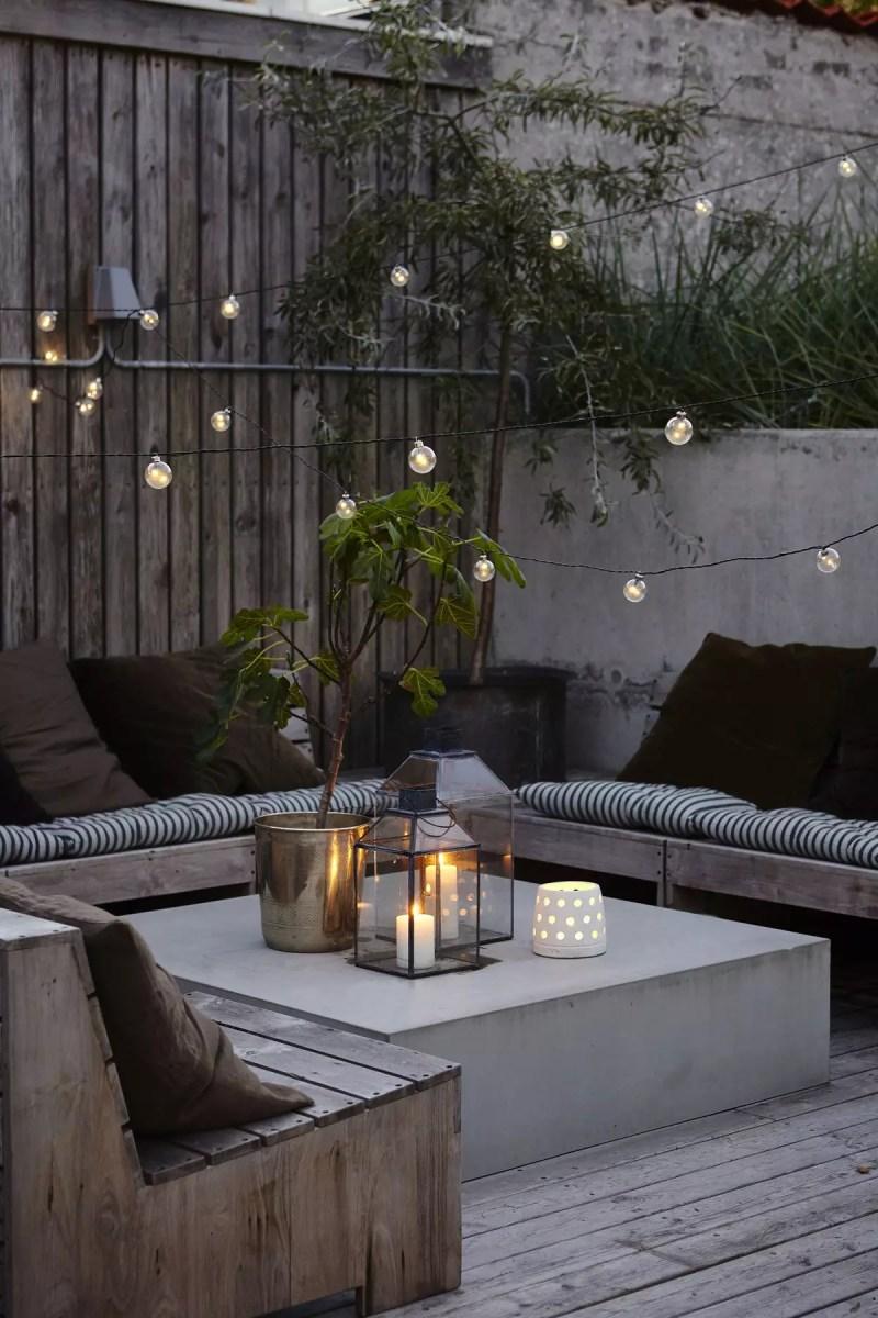 Tuin inspiratie | Tuintrend Scandinavisch modern - Woonblog StijlvolStyling.com - Beeld: HouseDoctor