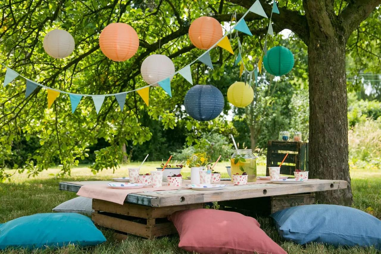 Zomerse Tuin Inspiratie : Tuin inspiratie zomerse tips voor jouw tuinfeest of picknick