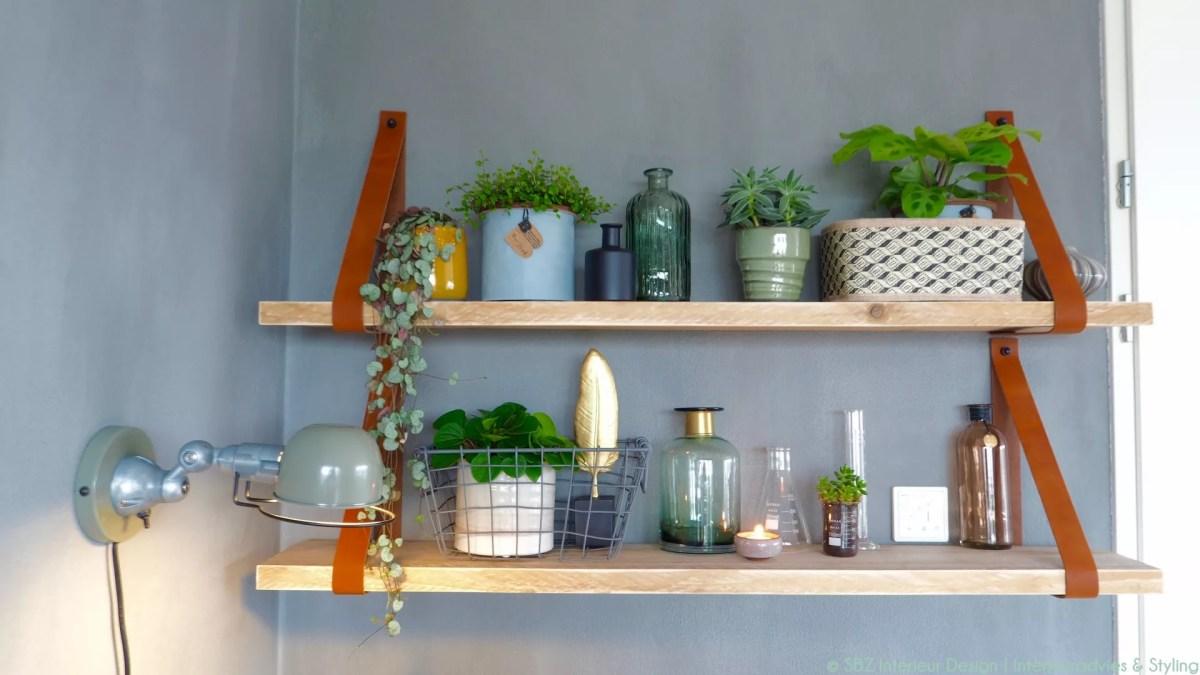 Woontrends 2018 | Interieur trend nr.3 Frisse start met rood, groen en planten