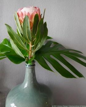 Groen wonen | Stylen met bloemen! - Woonblog StijlvolStyling.com