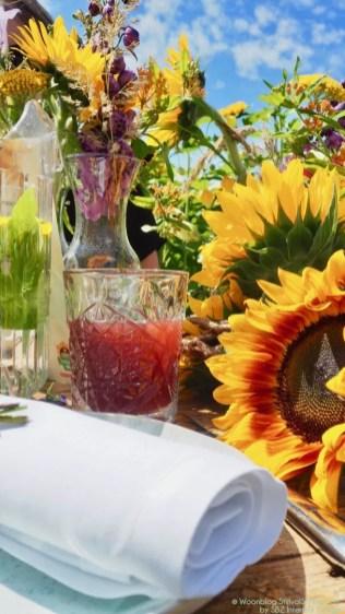 Zonnig vakantiegevoel op eigen terras // Lifestyle en Woonblog StijlvolStyling.com