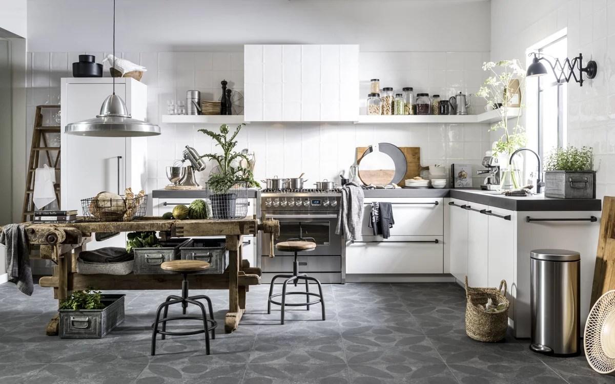 Interieur  De keukentrends 2018  Stijlvol Styling