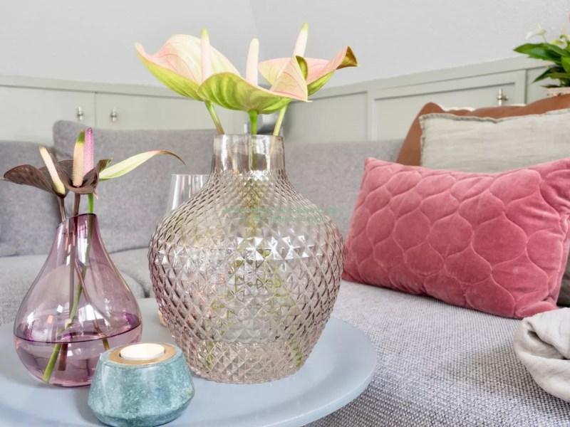 Groen wonen   Exoten als Anthurium brengt kleur in huis! - Woonblog StijlvolStyling.com