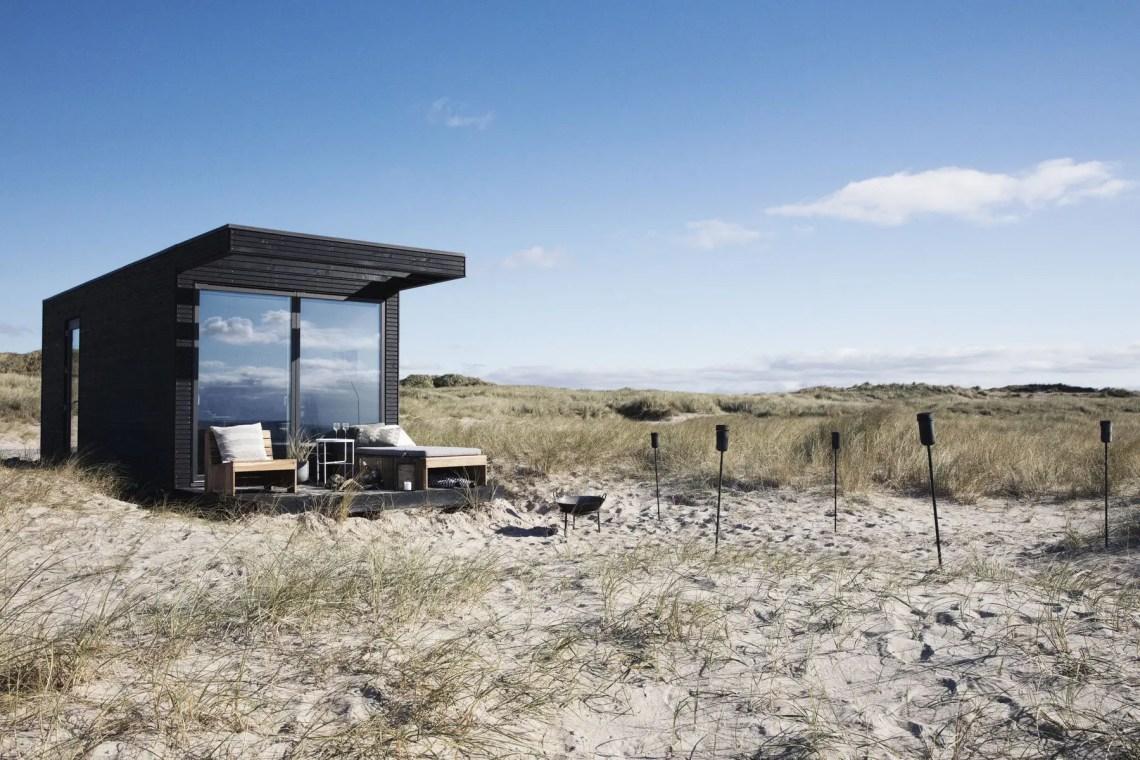 Binnenkijken | Scandinavische stijl strandhuis van House Doctor - Woonblog StijlvolStyling.com 9beeld: House Doctor)