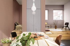 Interieur inspiratie | Heart wood - kleur van het jaar 2018 | Woonblog StijlvolStyling.com (beeld: Flexa - ColourFutures™ 2018)