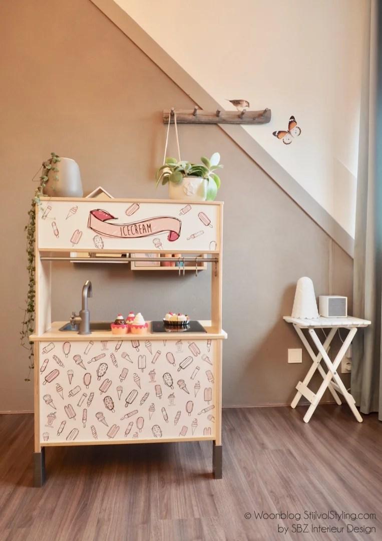 babykamer kinderkamer inrichten. Black Bedroom Furniture Sets. Home Design Ideas