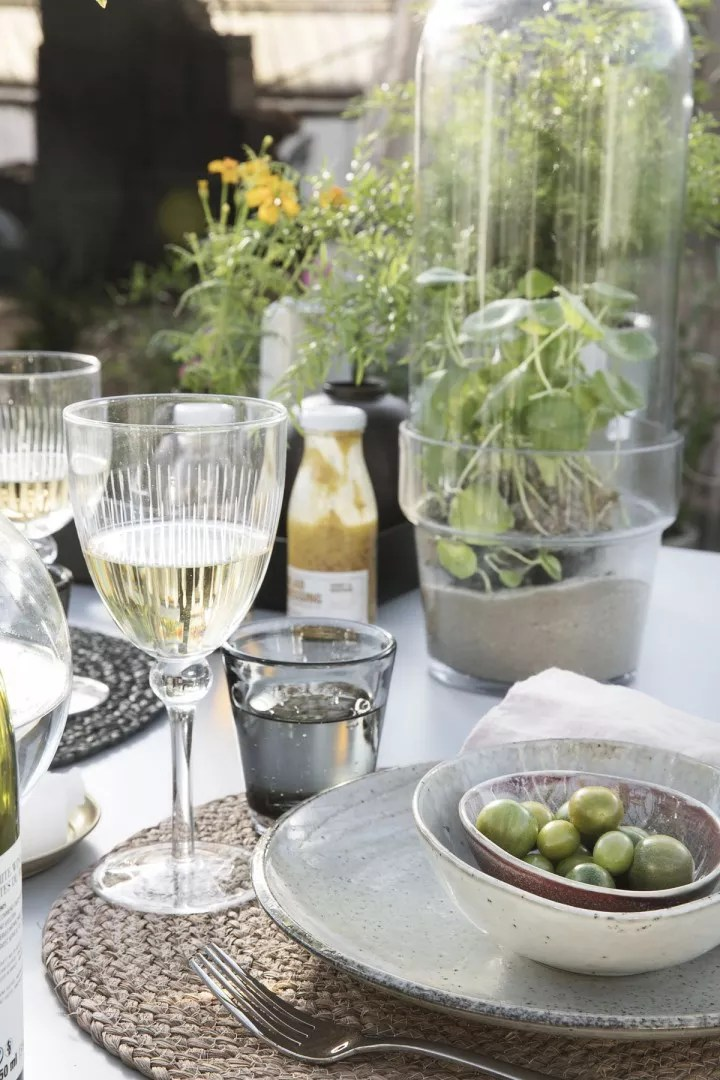 Tuin inspiratie | De 3 tuintrends 2018 - Tropisch, industrieel & modern | Lifestyle & woonblog StijlvolStyling.com (beeld: house doctor)