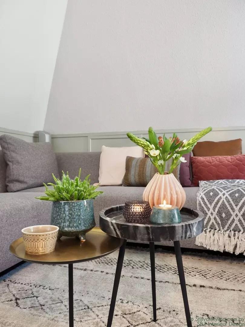 Interieur | Marmer in jouw interieur // Styling door interieurstylist Susanne van SBZ Interieur Design © Lifestyle- & woonblog StijlvolStyling.com