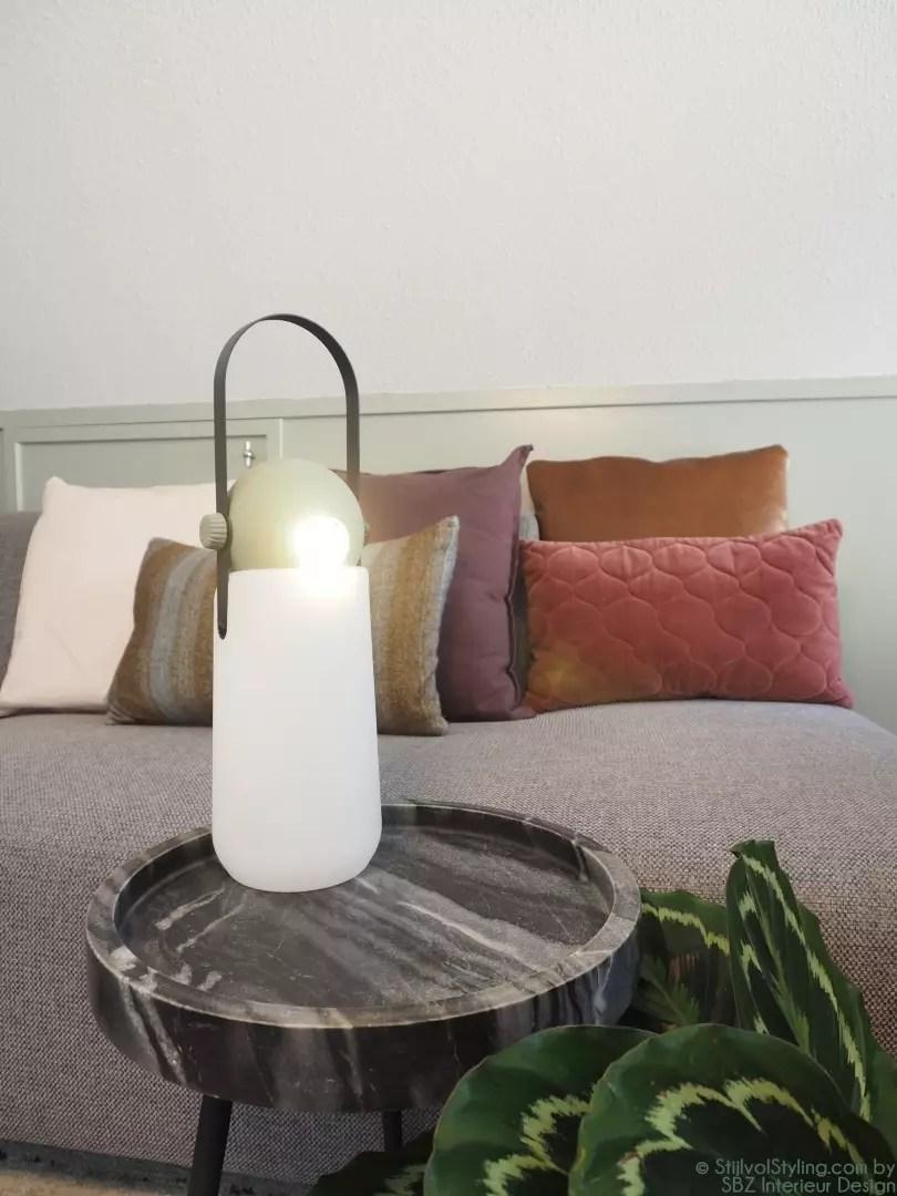 Shop-the-look | Guidelight - Draagbare design lamp voor binnen en buiten // Lifestyle- & woonblog StijlvolStyling.com