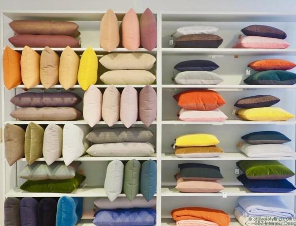 Interieur | Hoe kies je de juiste kleur voor jouw interieur | SBZ Interieur Design © StijlvolStyling.com - sbzinterieurdesign.nl