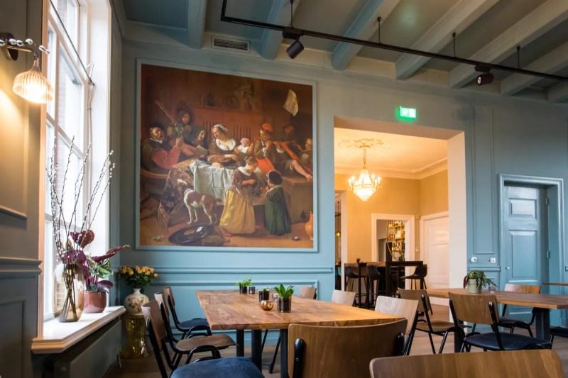 Interieur   Sierlijsten als wanddecoratie: dé klassieke touch aan jouw interieur!   Foto: Wanddecoratie Het Schippertje