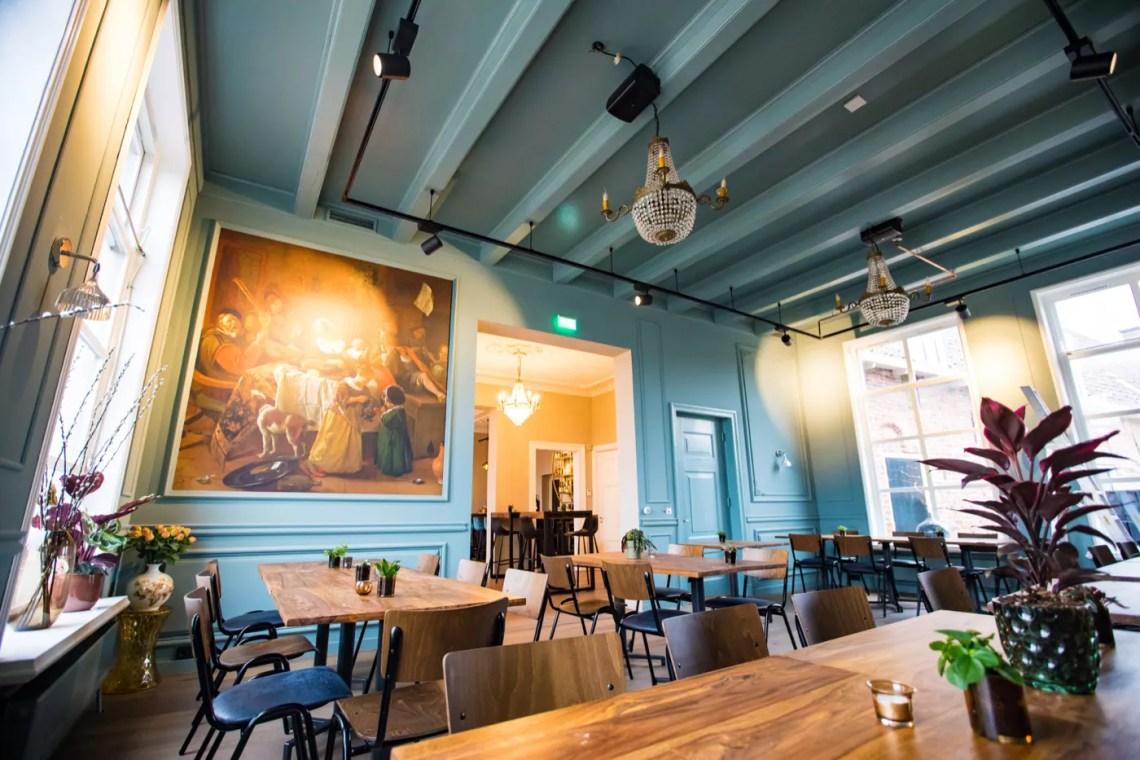Interieur | Sierlijsten als wanddecoratie: dé klassieke touch aan jouw interieur! | Foto: Wanddecoratie Het Schippertje