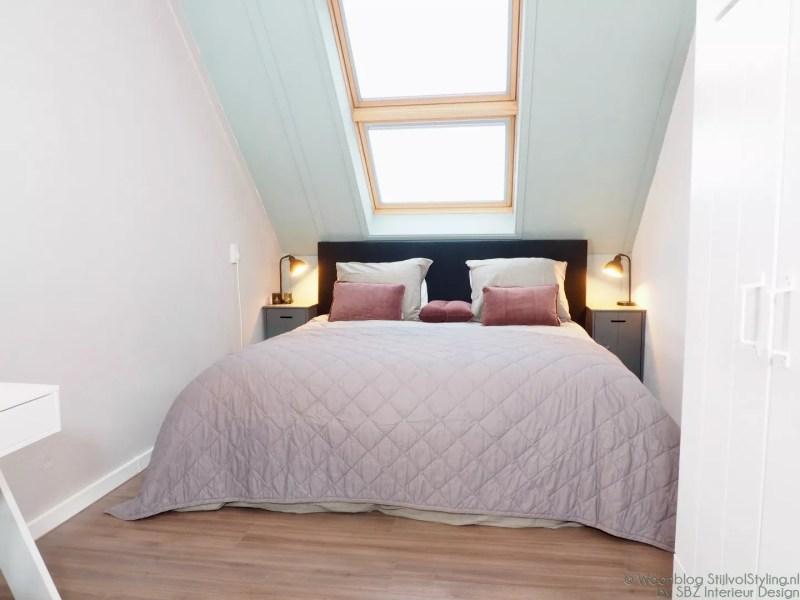 Interieur - Slaapkamer styling met het mooiste bedtextiel - StijlvolStyling.com - Interieur styling en foto's door © sbzinterieurdesign.nl