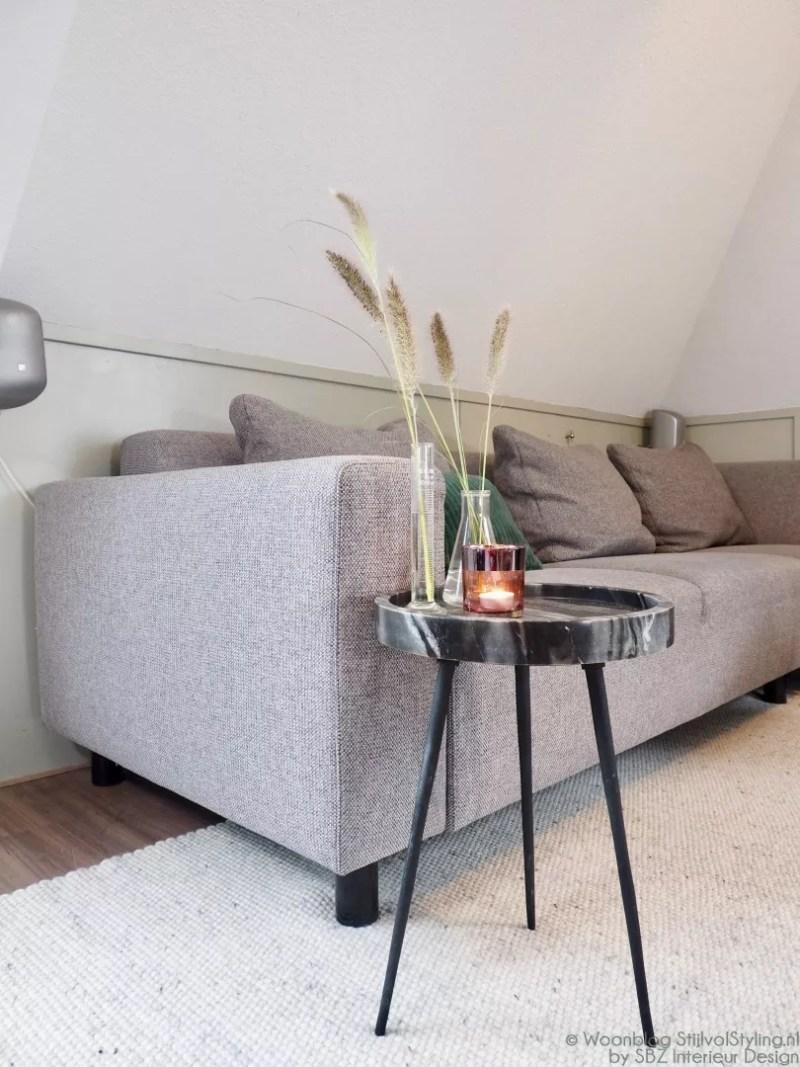 Het juiste vloerkleed kiezen doe je zo - Interieur styling © StijlvolStyling.com - sbzinterieurdesign.nl