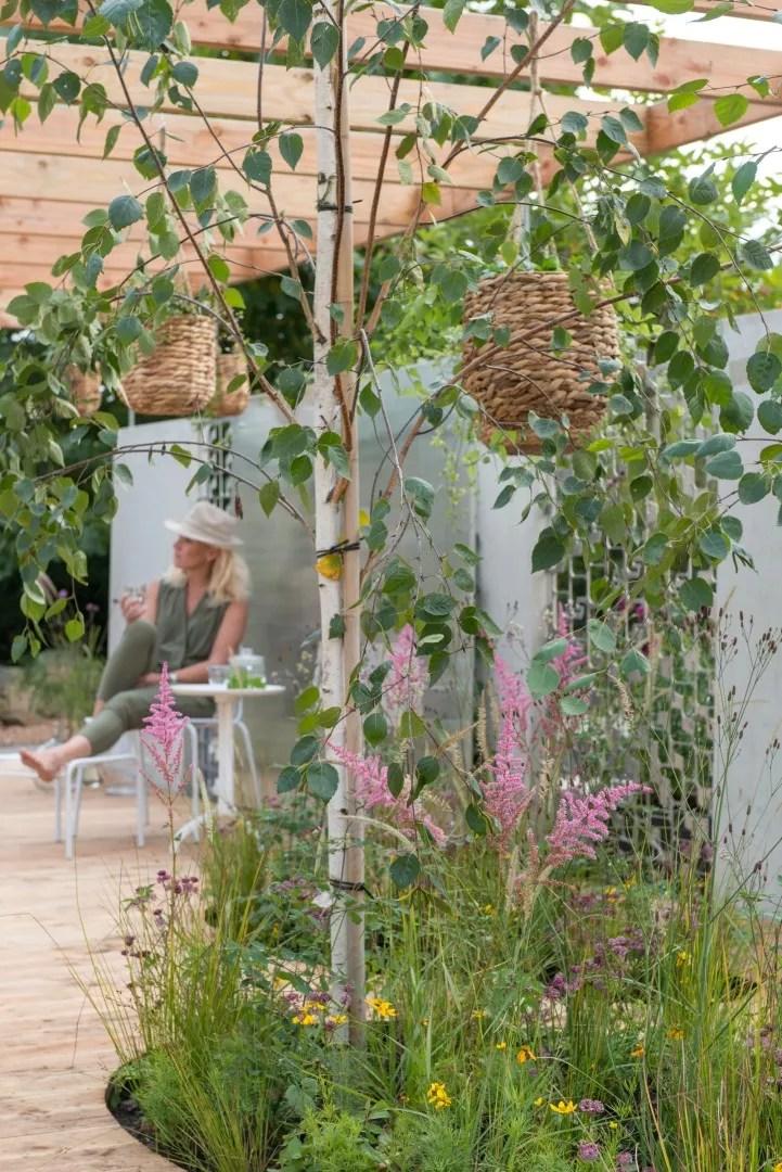 Tuin inspiratie - De tuintrends van 2020 - Rustgevend, urban én mix van culturen - woonblog StijlvolStyling.com - beeldcredit: Tuinbranche Nederland/Maayke de Ridder
