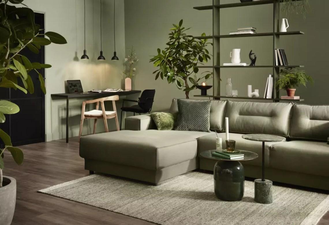 Woonnieuws | Karwei laat ons 'groen wonen' met nieuwe collectie - woonblog StijlvolStyling.com (beeld: Karwei Intergamma)