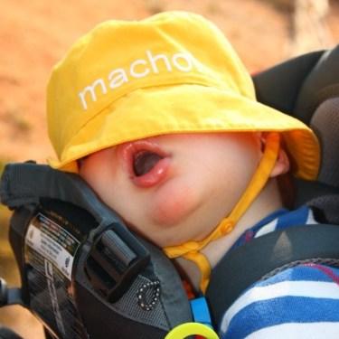 Voorbereiding reizen met een baby/dreumes