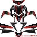 striping motor Soul GT Monster Tech3