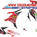 striping motor new mx movistar red tech