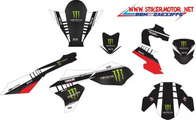 new vxion monster energy