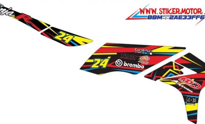 ninja r racing black