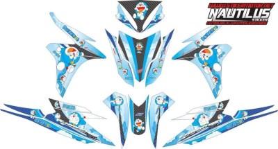 Stiker Motor VARIO TECHNO 125 FI doraemon