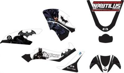 Stiker nmax batman V2