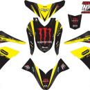 Stiker MIO M3 monster energy tech 3 v2