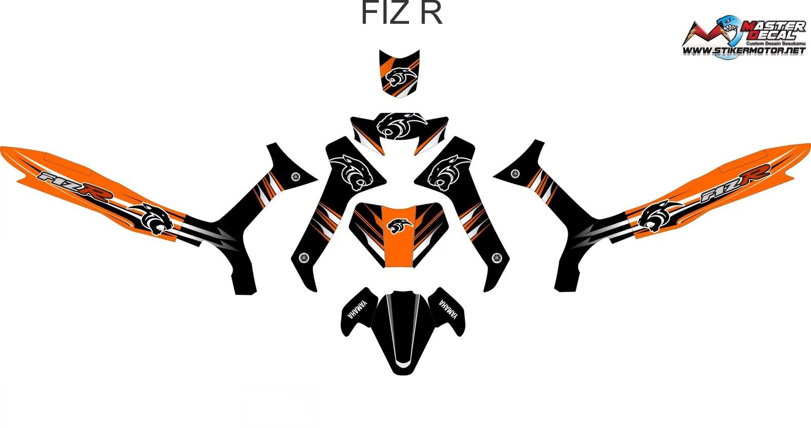 Fiz r archives stikermotor net customize without limit