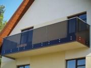 Stikliniai balkonai