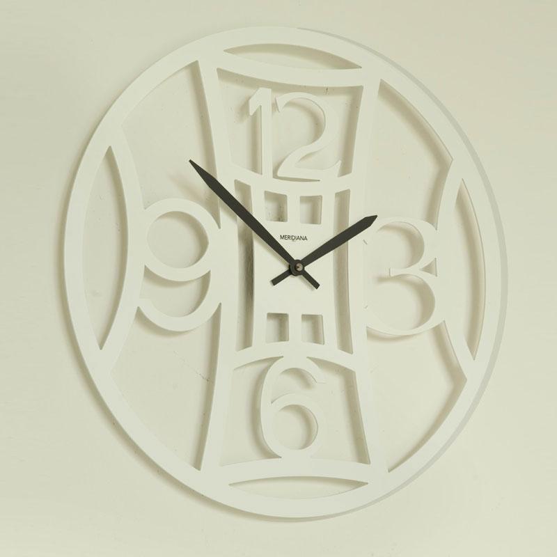 Orologio da parete moderno rotondo  Diamantini e