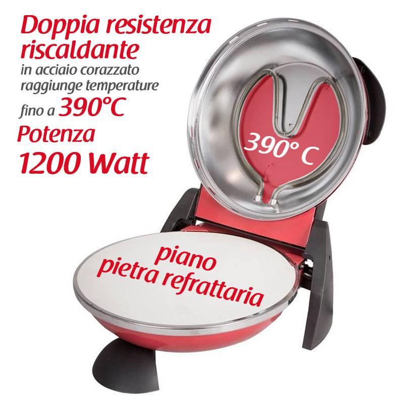 Pizza Express Delizia G3 Ferrari  G3Ferrari  StilcasaNet