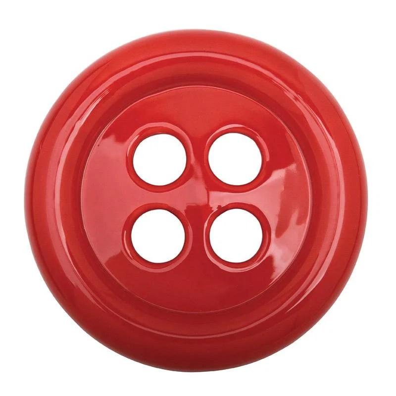 Umidificatore in ceramica per radiatori Bottone rosso