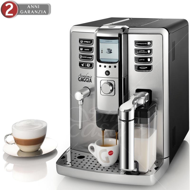 Macchina Da Caffe Accademia Gaggia  Gaggia SpA  StilcasaNet macchine per caffe
