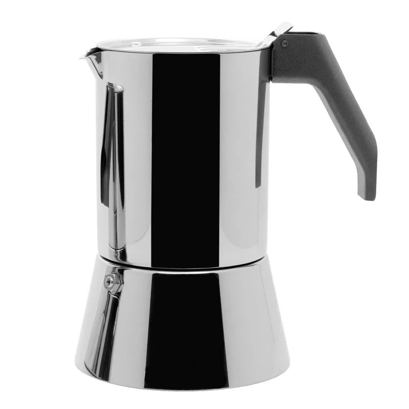 Alessi Caffettiera espresso ARS09 in acciaio inossidabile